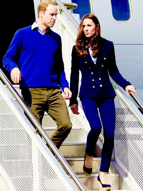 Duke and Duchess of Cambridge in New Zealand, April 2014 #katemiddleton