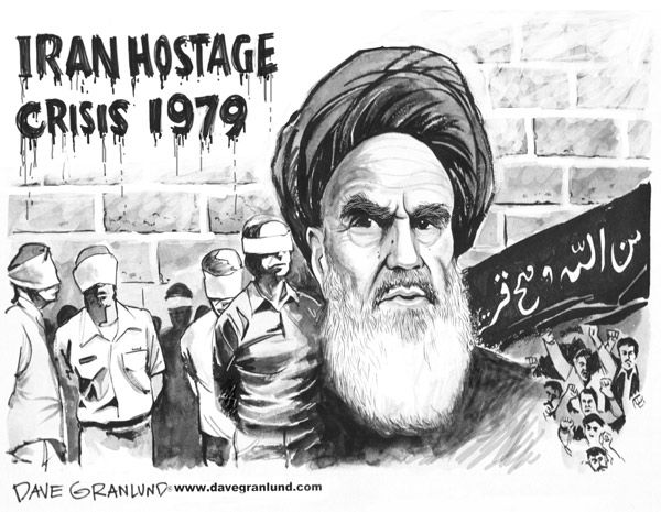 What should I title my term paper about the Iranian Hostage Crisis?