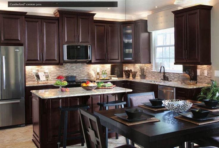 White Kitchen Cabinets Quartz Countertops Kitchen Colors With Brown Cabinets And Window Dining