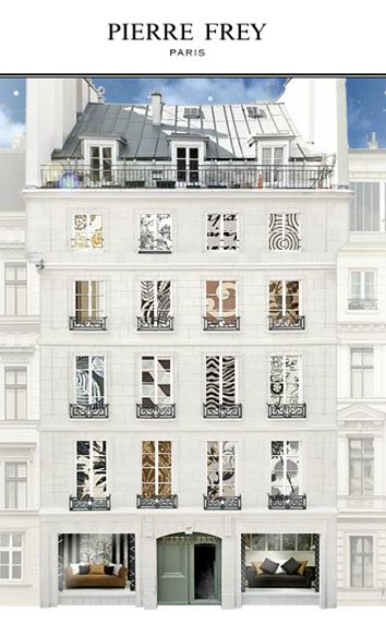 17 best images about pierre frey on pinterest fabric wallpaper fabrics and chinoiserie. Black Bedroom Furniture Sets. Home Design Ideas
