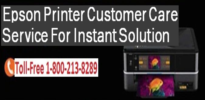 Dial Epson printer customer Care Service number 1-800-213-8289 for Epson Printer repair services. Connect with Epson printer technical support Number to resolve all Epson Printer Error Codes, fix Epson printer wi-fi Connection Problems, Epson printer paper loading problem ,by Epson Printer Customer Support Expert team.
