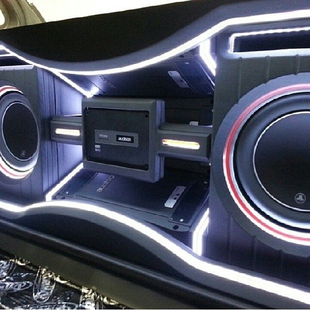 Super Clean Install By Audiofabricator Check Out His Other
