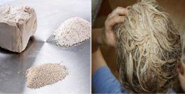 Эта дрожжевая маска — настоящее спасение для  ваших волос! Волосы вырастут на 10-12 см за короткое время