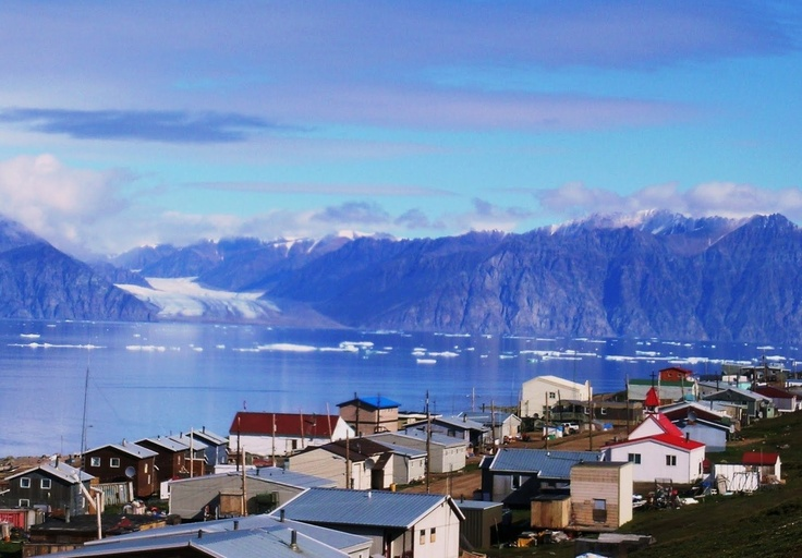 Pond Inlet (Inuktitut: Mittimatalik, in English the place where Mitima is buried) is a small, predominantly Inuit community in the Qikiqtaaluk Region of Nunavut, Canada and is located at the top of Baffin Island. As of the 2006 census the population was 1,315, an increase of 7.8% from the 2001 census making it the largest of the four hamlets above the 72nd parallel. Pond Inlet was named in 1818 by explorer John Ross for John Pond, an English astronomer. The mayor is Jaykolasie Killiktee.