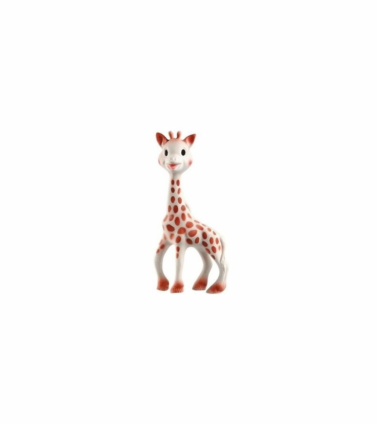 Vulli Sophie Giraffe Natural Rubber Teether http://www.albeebaby.com/vulli-sophie-giraffe-natural-rubber-teether.html