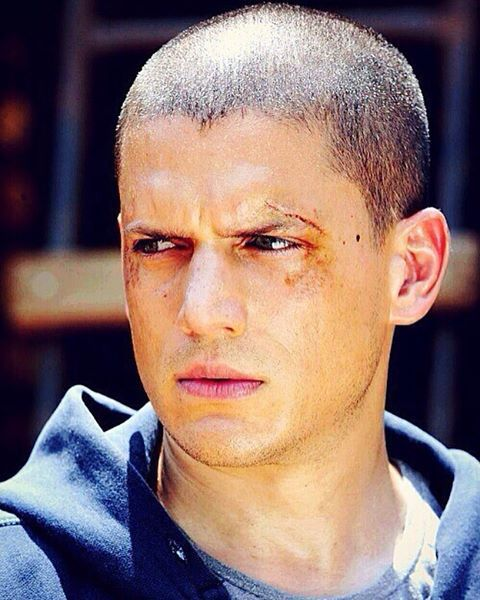 Idea By Ania Wejda On Wentworth Miller