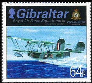 202 Squadron'Semper vigilate'