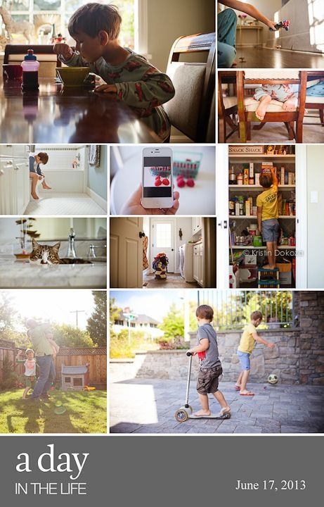"""Try out this """"Day in the Life"""" project to improve your #photography skills"""