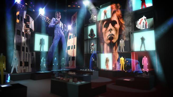 David Bowie es... - Música - Discos - calle20
