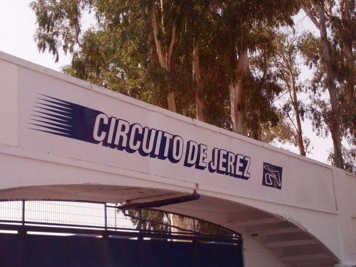 Circuito de Jerez en Jerez de la Frontera, Andalucía