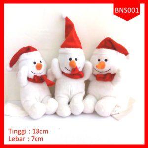 Boneka Salju Santa Christmas Terlaris