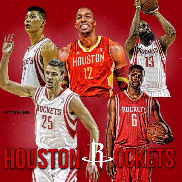 371 Best Houston Rockets Images On Pinterest