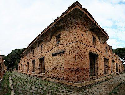 OSTIA ANTICA  ( Lazio ) |  romanoimpero.com