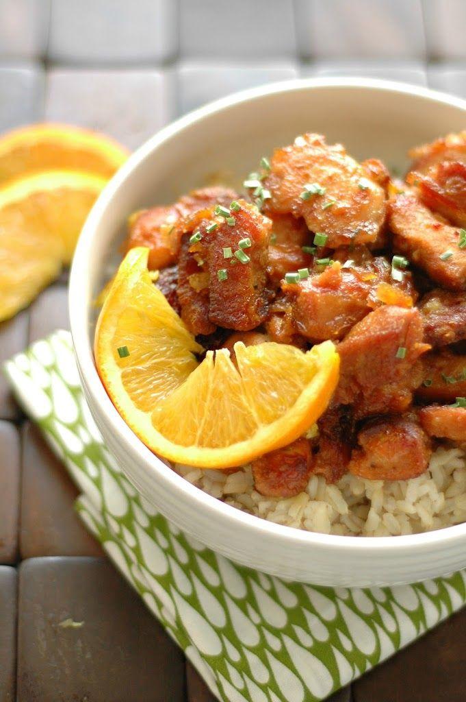 Crockpot Crispy Orange Chicken Recipe on Yummly. @yummly #recipe