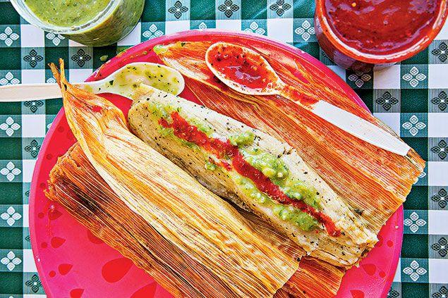 Restaurant Review: Taqueria el Mexicano | Washingtonian