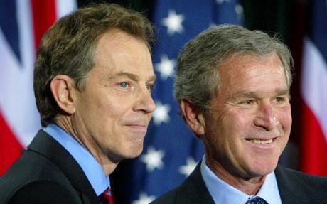 George W Bush memoirs: foreign powers and Tony Blair - Telegraph
