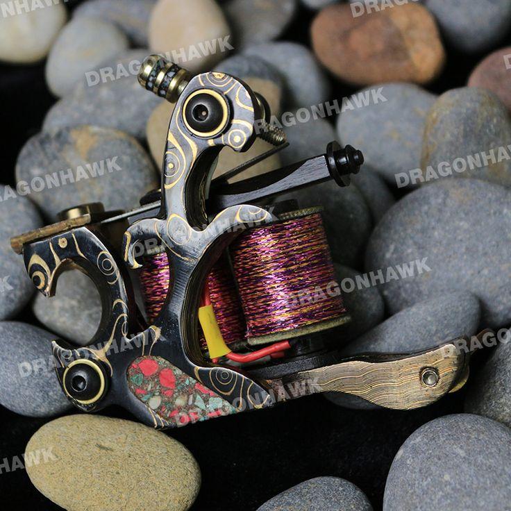 Custom Tattoo Machine: DAMASCUS & COPPER Liner 1PCS [cum-3(0.5)] - US$200.00 : Dragonhawk tattoo supplies, tattoo kits,tattoo machines for sale global form tattoodiy.com