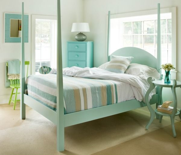 1082 Best Beach Cottage Coastal Colors Images On Pinterest: 17 Best Ideas About Turquoise Bedrooms On Pinterest
