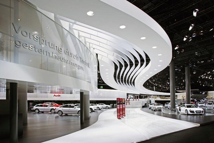 Audi Brandstory | Schmidhuber
