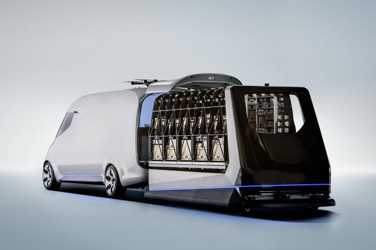 "Mercedes-Benz unveiled the Vision Van study which is said to portray the all-electric future of vans.  The new Vision Van is part of the company's initiative called 'adVANce' and includes not only the commercial vehicles used in the industry but also a complete reboot of the transport industry. Mercedes says that the Vision Van combines ""various innovative solutions for last-mile delivery in urban and suburban environments"" apart from its all-electric powertrain. ""The new Vision Van concept…"