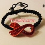 red-cancer-bracelet