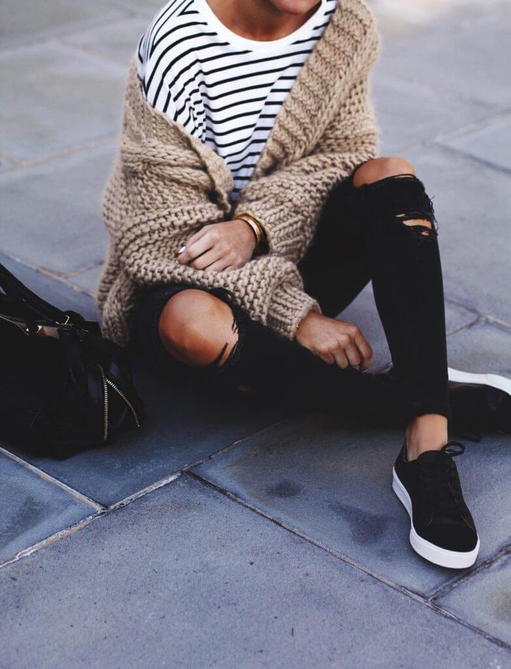 29 Chic And Cozy Cardigan Outfits