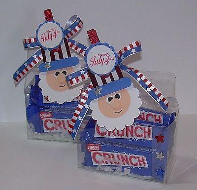 Beth-A-Palooza: Uncle Sam Gable Boxes