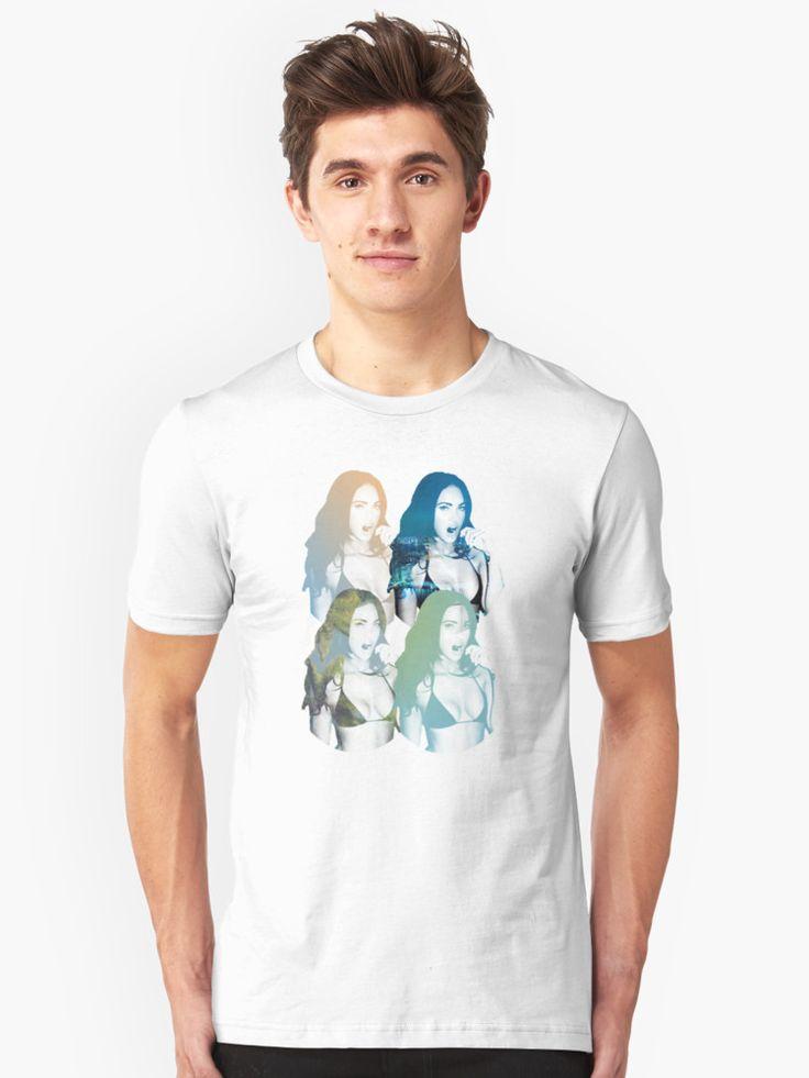 « Megan Fox T-shirt » par AbbyDowning