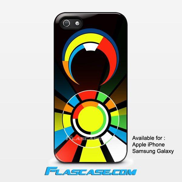 Valentino Rossi Sun n Moon New Logo Apple iPhone 4/4s 5/5s 5c 6 6 Plus Samsung Galaxy S3 S4 S5 S6 S6 EDGE Hard Case