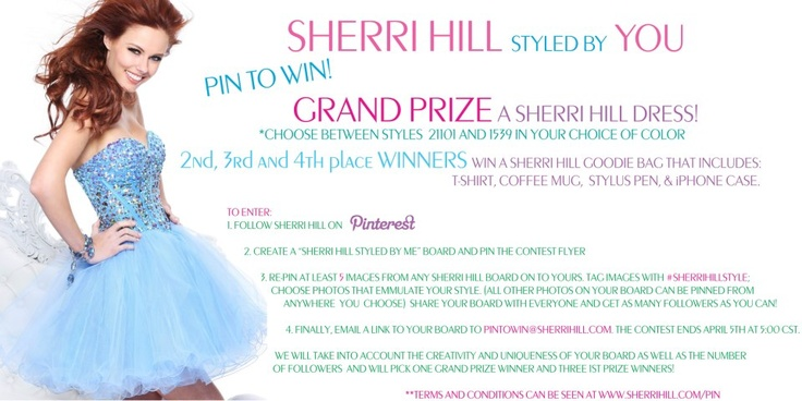 #sherrihillstyle  PLEASE! help me win! i would never be able to afford something so beautiful and well made by myself. This would so incredible if i was able to win.