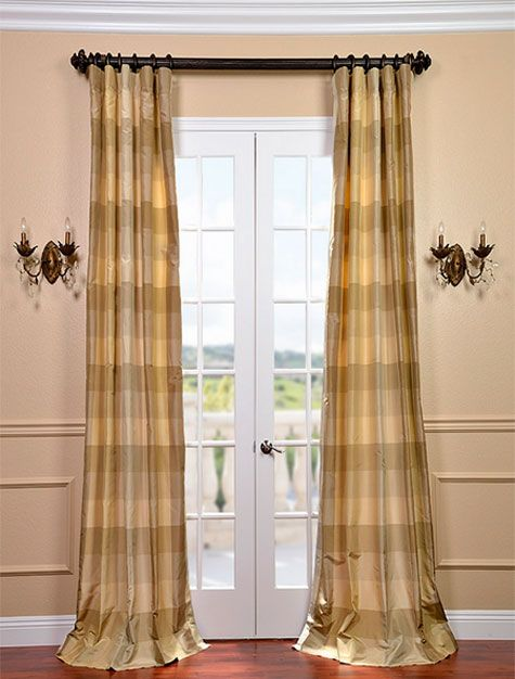 48 Best Plaid Country Curtains Images On Pinterest Plaid