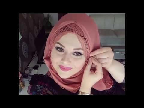 Turkish Hijab Style Tutorial 2017 - Part 5 - YouTube