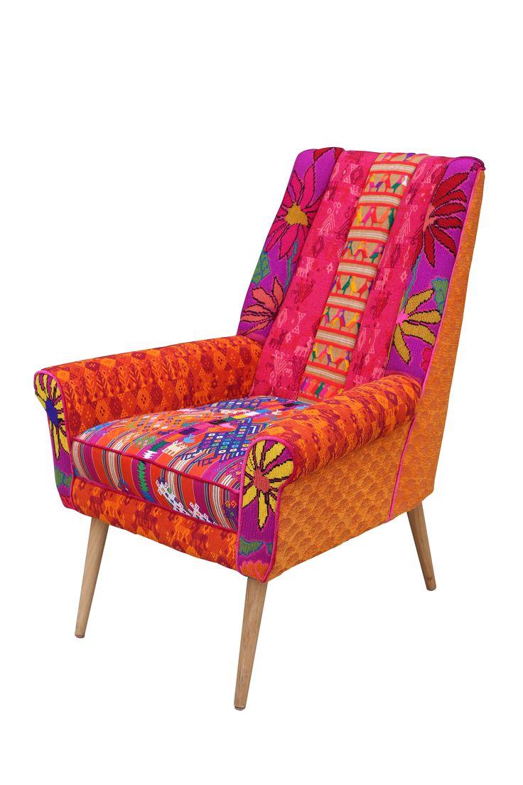 55 best Boho Furniture images on Pinterest | Folk, Chairs ...
