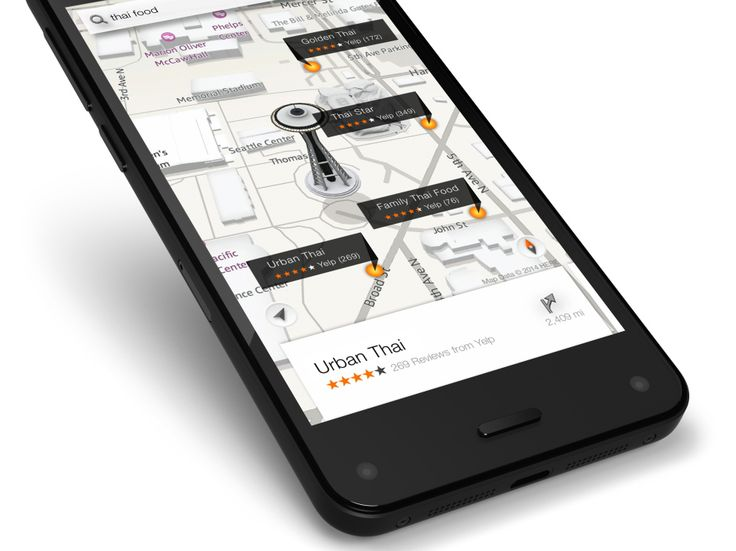 Amazon's Smartphone Ambitions Go Beyond Making Shopping Easier