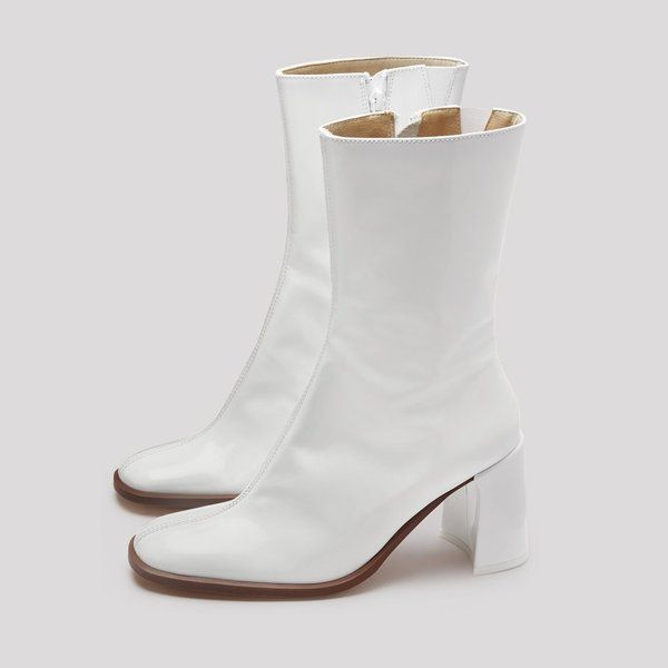 Boots, Patent leather boots, Shoes