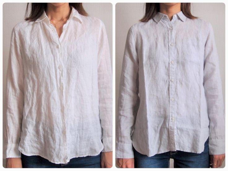 無印良品VSユニクロプチプラリネンシャツ徹底比較