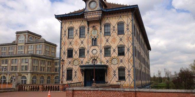 Moulin Saulnier Chocolaterie Noisiel - Nestlé France
