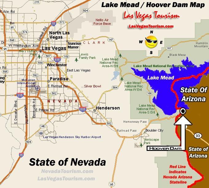 lake mead, Hoover Dam, Las Vegas
