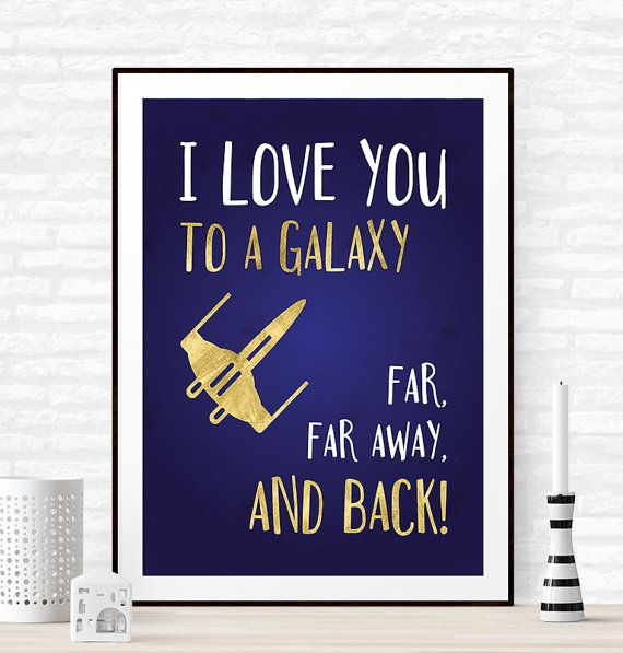 Famous Star Wars Quotes: 17 Best Star Wars Love Quotes On Pinterest