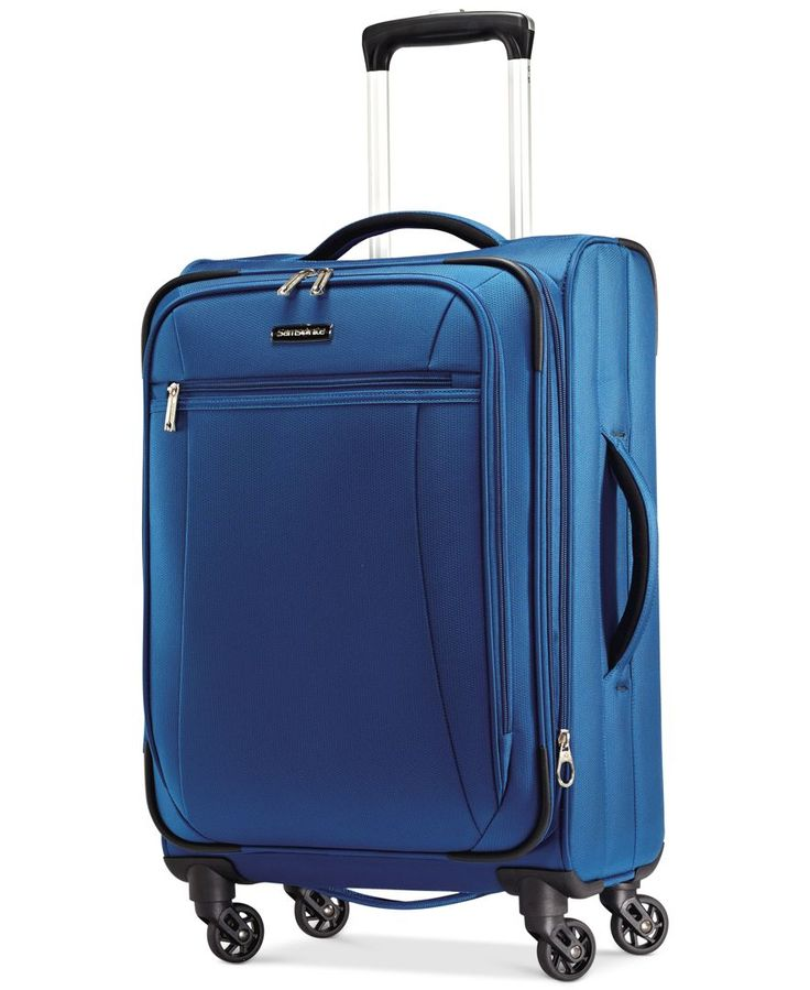 "Samsonite X-Tralight 21"" Expandable Spinner Suitcase"