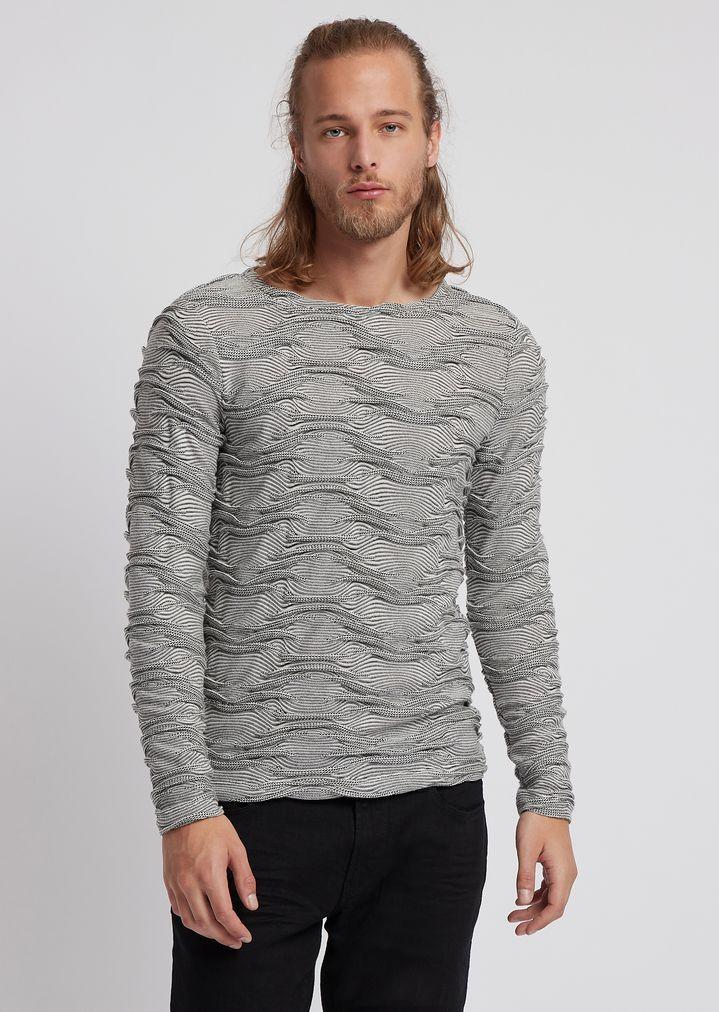 e901e50fe2 Emporio Armani Sweater in 2019 | new collectione | Emporio armani ...