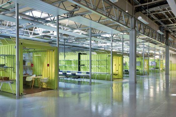 Architecture Factory - Cork, Ireland - 2013 - RUA Architects: