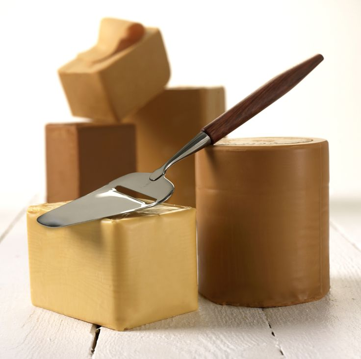 'Brunost' - Brown Cheese, A Scandinavian Specialty
