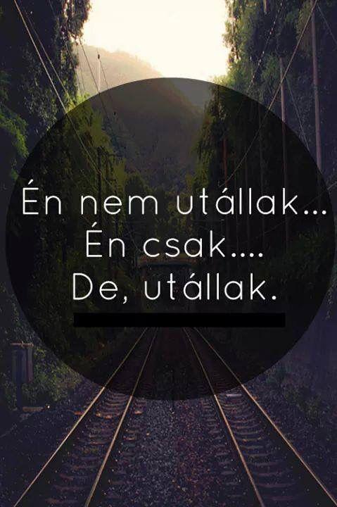 Én nem utállak..