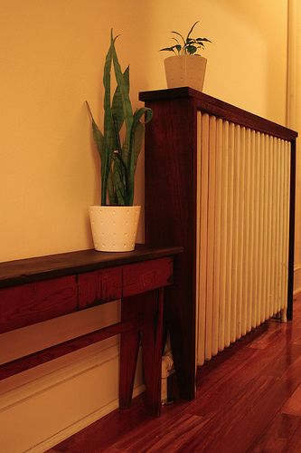 Radiator shelf | Shannon Culbertson | Flickr