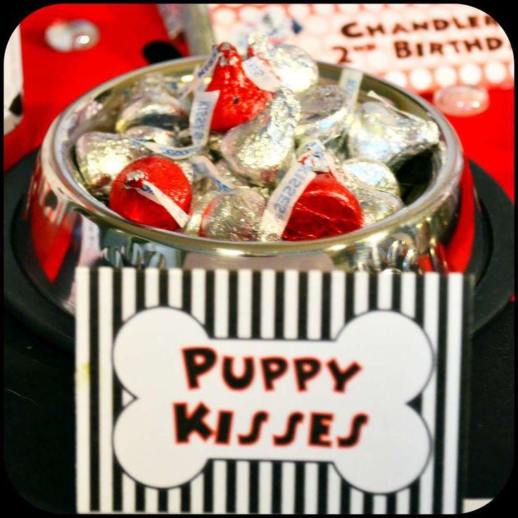 101 Dalmatians Puppy Party | CatchMyParty.com