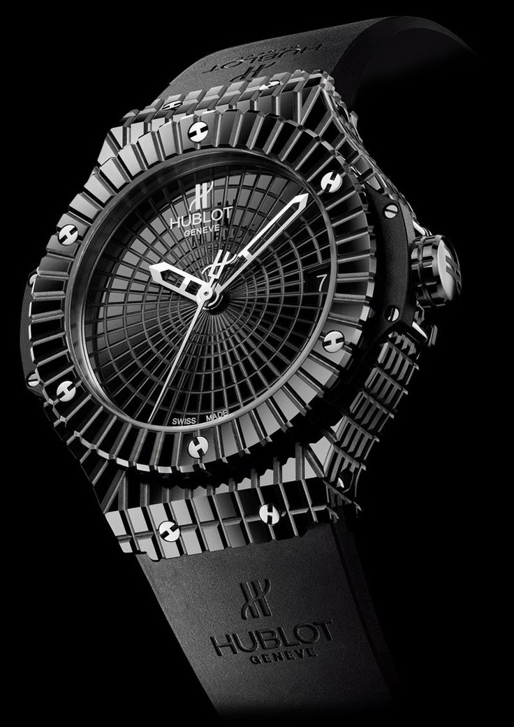 Hublot | Big Bang Black Caviar