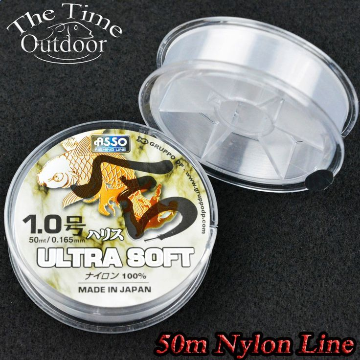 Find More Fishing Lines Information about 50m Japanese Fishing Line Carbon Fiber Leader Nylon Line Transparent Fishing Line Fishing Tackle pesca ,High Quality tackle fishing,China tackle box for fishing Suppliers, Cheap tackle box from JuBao Trading Company on Aliexpress.com