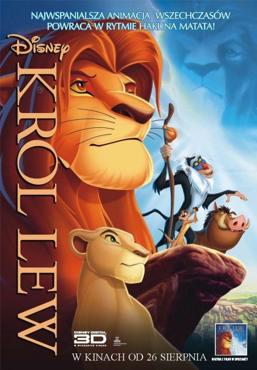 Król Lew / The Lion King