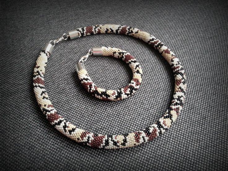 212 besten beads häkelketten animal Bilder auf Pinterest ...